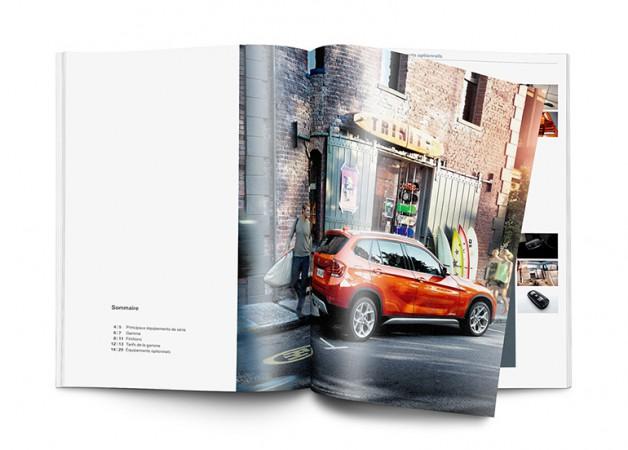 Brochure impression numérique personnalisée